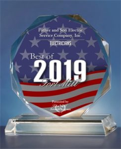 2019 Best of Fort Mill Award